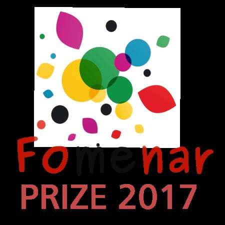 logo fomenar prize 2017 rot