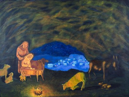 DENISE GRACIAS - THE NATIVITY