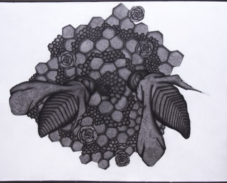 ARTUR GREGORIAN - MURKY BLOSSOMS BLACK HONEY