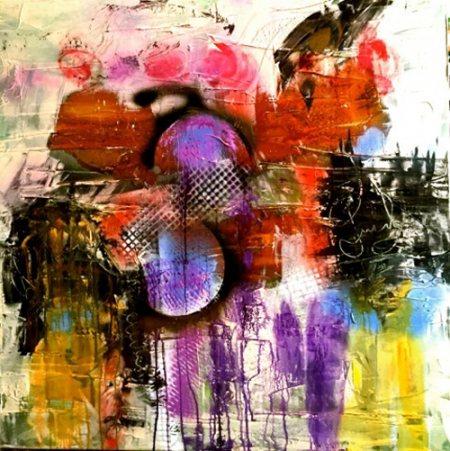 Marianne Kerger - Spiral Galaxy