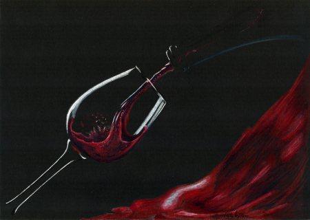 VITALIY MAKSIMENKO - RED WINE